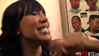 Ava Devine Dick Sucker BTS