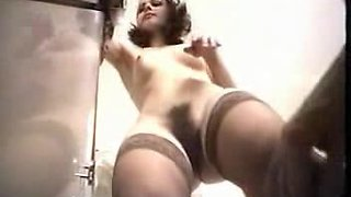 Hot russian amateur babe in the casting homemade video
