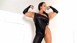 Big clit Denise Masino