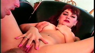 It's great when a woman knows how to make a man lick her pussy before sex