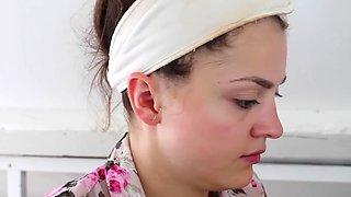 Youtube French Teen Manuela Morning Routine FeetSolesLegsYoga Pose