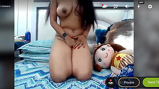 Radhika Bhabhi webcam show fully nude