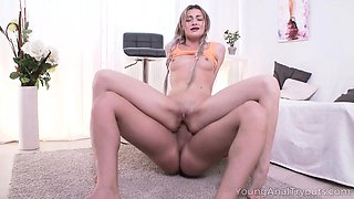 Young Anal Tryouts - Deep blowjobs every day