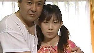 Delicious Asian young vs. old sex encounter