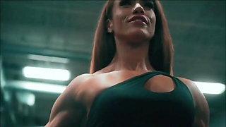 Lauren! Gorgeous Muscular Sweetheart! PMV!
