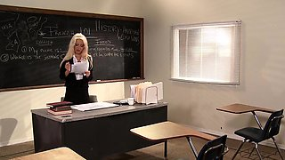 Brazzers - Big Tits at School - No Cock Left