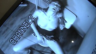 hot GloryHole scene with Olivia Wilder sucking off cock