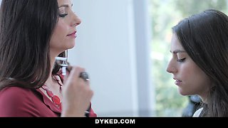 Dyked - Teen Dominated by Sexy Milf