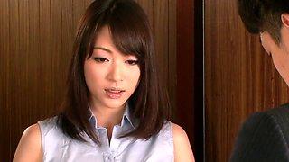 Akari Hoshino in Home Helpers part 2.1