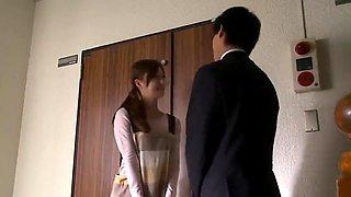Japanese Beautiful Cheating Wife Next Door