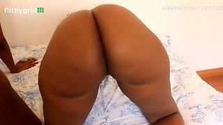 Athena Big African Booty Farts Apex Hybrid 480p