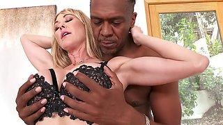 Interracial - Hardcore Movie - Brandi Love