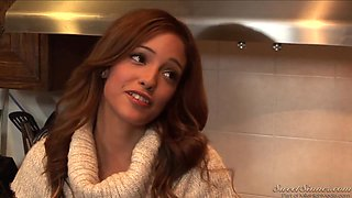 Melanie Rios - The Babysitter Volume 04 Scene 3 - sweet