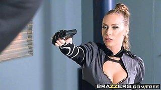 Brazzers Exxtra - Girth In Her Shell A XXX Parody scene star