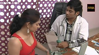 Doctor Enjoy With Lady Patient