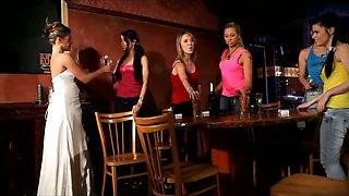 Prague CFNM Bachelorette Party