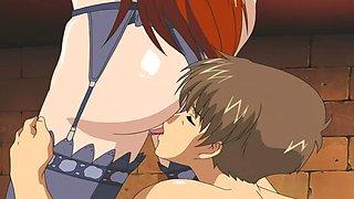 milk money  ep.2 - anime porn feature