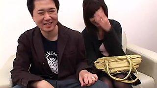 Crazy Japanese chick Kyoko Takashima in Best Cuckold, Fetish JAV video