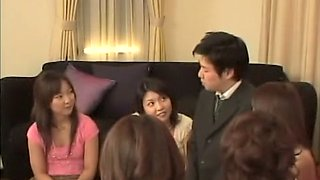 Horny Japanese chick in Fabulous Party, Teens JAV clip