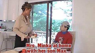 Minka - Cheating Mom
