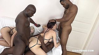Helena Moeller & Sofia Star - Two Whores Are In Use & Abuse Part 2