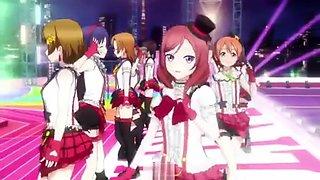 Love Live! School Idol Project - EpisГіdio 01 - Legendado PT-BR