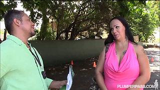 Slobbering Cock Sucking Fuck Pig Gets Butt Fucked