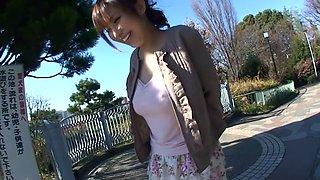 Incredible Japanese chick Harumi Asano in Horny big tits, fake tits JAV clip