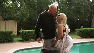 Blonde Cheating MILF Ashley Fires
