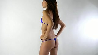 Carnal miniature bikini