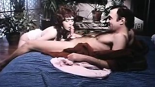 Tanya Lawson, Robert Kerman in retro porn video of a cute