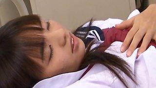 Hikaru Ayuhara Japanese schoolgirl