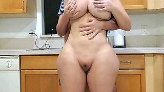 Ajx moms big ass makes the son horny 10