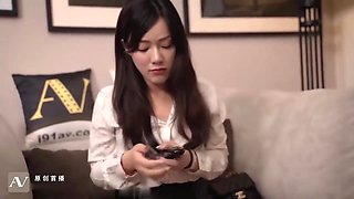 91 Original Plot Taiwanese Beauty Secretary Seduce Boss To Cheat