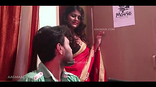 Unknown Busty Indian Babe Fucked by Tharki Director in the Casting Couch