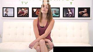 Kirsten Lee brutal casting BDSM humilation domination casting