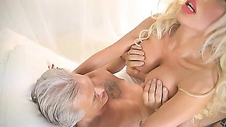 Busty blonde whore anal fuck - Cindy Bastien