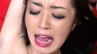 Marica Hase (Marika, まりか) Gets Both of Her Holes Filled with Cum - Pussy &amp_ Anal Creampie (JAV) (SDMT-584)