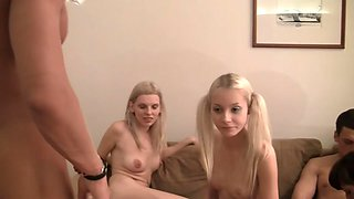 Elizabeth & Kamila & Marya & Sabina Gruda & Tanata in college sex life does well for this sexy chick