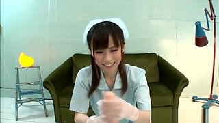 cute japanese nurse
