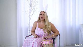 Looking For All Of The Eggs With Karen Fisher
