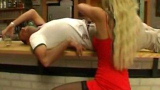 Aggressive Dutch Blonde Getting So Fucked Hard Sex Moment