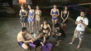 chineseTVshow tickling