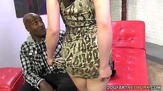 Russian Sasha Swift Gets Assfucked by a BBC