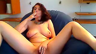Amazing Amateur video with Toys, Smoking scenes