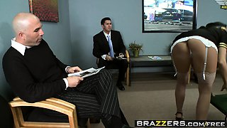 Brazzers - Big Tits In Uniform -  The One Mil