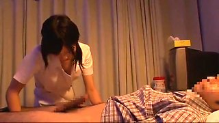 Best Japanese model Emiri Momoka, Mirei Yokoyama, Aya Kiriya in Hottest Nurse, Blowjob JAV clip