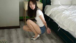 Chinese beauty bondage