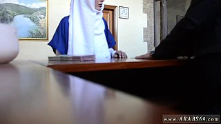 Arab massage and muslim babe Meet fresh gorgeous Arab gf and my boss smash her fine for
