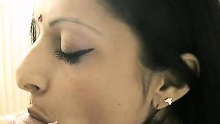 Indian Aunty Sucking Horny Husband In Desi Style